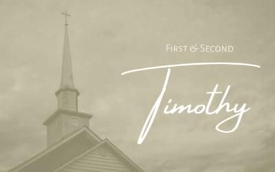 1 & 2 Timothy
